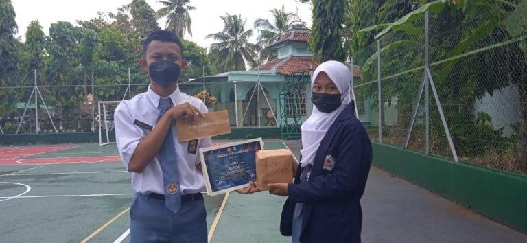 Apresiasi Pemenang Lomba KTS Semester II