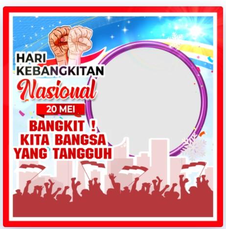 GELORAKAN KEBANGKITAN NASIONAL DENGAN MENYANYIKAN LAGU INDONESIA RAYA SECARA SERENTAK